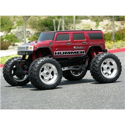 Hpi Racing  HUMMER H2 CLEAR BODY 7165