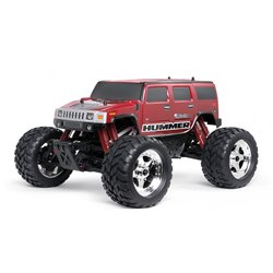 Hpi Racing  HUMMER H2 CLEAR BODY 7165 2
