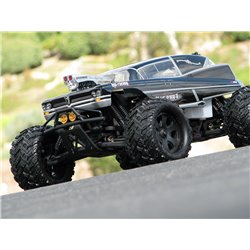 Hpi Racing  GRAVE ROBBER CLEAR BODY 7167