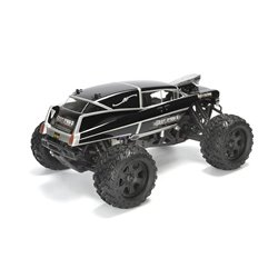 Hpi Racing  GRAVE ROBBER CLEAR BODY 7167 2