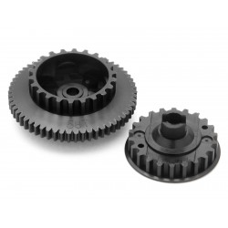 Hpi Racing  SPUR GEAR SET (MICRO RS4) 73402