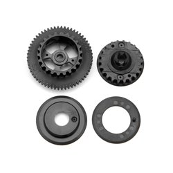 Hpi Racing  SPUR GEAR SET (MICRO RS4) 73402 2
