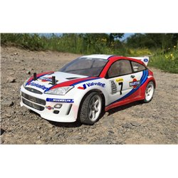 Hpi Racing  FORD FOCUS WRC BODY (200MM) 7412