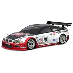Hpi Racing  BMW M3 GT BODY (200MM) 7452