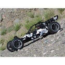 Hpi Racing  BAJA 5B-1 BUGGY CLEAR BODY 7560