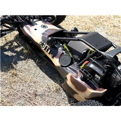 Hpi Racing  BAJA 5B-1 BUGGY CLEAR BODY 7560 2