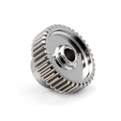 Hpi Racing  ALUMINIUM RACING PINION GEAR 37 TOOTH (64 PITCH) 76537