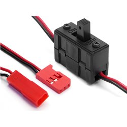 Hpi Racing  RECEIVER SWITCH 80575