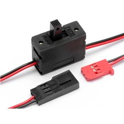Hpi Racing  RECEIVER SWITCH 80582