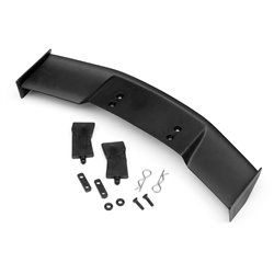Hpi Racing  GT WING SET (TYPE D/10TH SCALE/BLACK) 85288 2