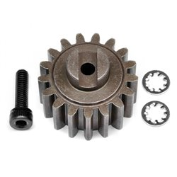 Hpi Racing  PINION GEAR 17 TOOTH 86493 2