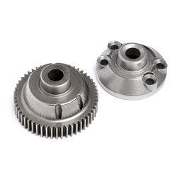Hpi Racing  52T DRIVE GEAR/DIFF CASE 86943