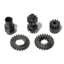 Hpi Racing  GEAR SET FOR MOTOR UNIT (ROTO START) 87114
