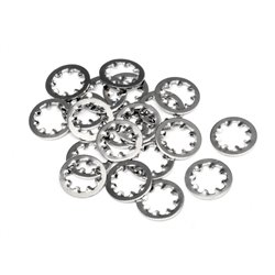 Hpi Racing  LOCKING WASHER M4 (20pcs) 96704