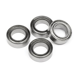 Hpi Racing  STEERING UPGRADE SET (6 X 10 X 3MM BALL BEARING/4PCS) B045