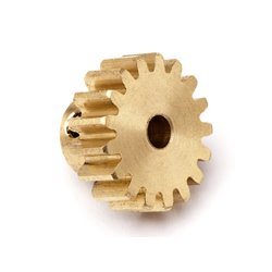 Maverick 17T Pinion Gear (0.8 Module) (ALL Strada EVO ) MV22693