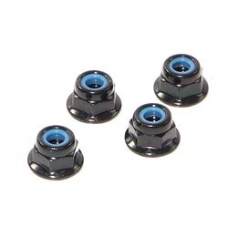Hpi Racing  FLANGE LOCK NUT M4 (4 PCS) Z684