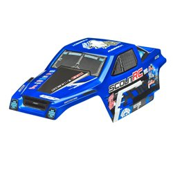 Maverick PAINTED SCOUT RC BODYSHELL BLUE W/DECALS MV25066