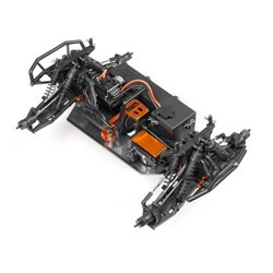 Hpi Racing  BULLET MT FLUX 4WD 1/10 ELECTRIC MONSTER TRUCK 110663 2