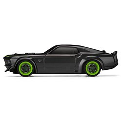 Hpi Racing  MICRO RS4 1969 FORD MUSTANG RTR-X 1/18 4WD ELECTRIC CAR 112468 2