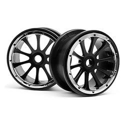 Maverick BLACKOUT ST WHEEL PR MV24181