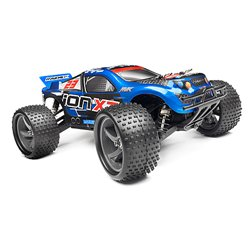 Maverick TRUGGY PAINTED BODY BLUE WITH DECALS (ION XT) MV28065