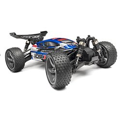 Maverick BUGGY PAINTED BODY BLUE WITH DECALS (ION XB) MV28066
