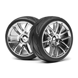Maverick WHEEL AND TIRE SET (2PCS) (TC) MV22768