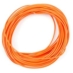 Gaugemaster GM 11O - ORANGE WIRE 7 x 0.2mm 10 METRES