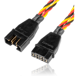 "Cable set ""one4two"" MPX/MPX, wire lenght 160cm"