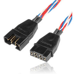 "Cable set Premium ""one4two"" MPX/MPX, wire lenght 160cm"