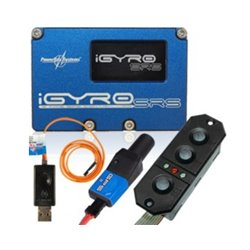 PowerBox iGyro SRS incl. GPS Modul, SensorSwitch and USB-Interface adapter