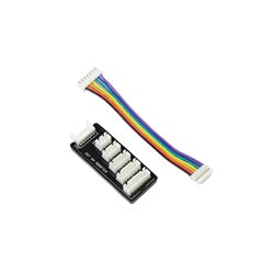 Balance Adaptor Board - JST XH 2 - 6 Cell WITH LEAD
