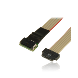 Extension, SensorSwitch, black connector, 80cm ribbon cable
