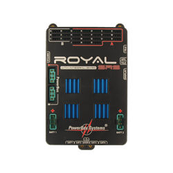 PowerBox Royal SRS incl. SensorSwitch, LC-Display, w/o GPS