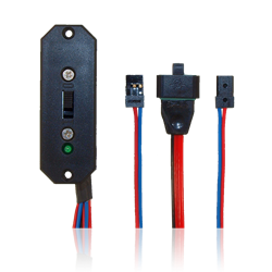 Power switch Set, MPX/MPX connectors