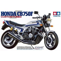 TAMIYA HONDA CB750F 'CUSTOM TUNED' LTD