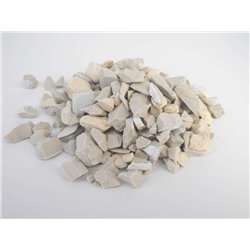 CERAMIC ROCKS IVORY LARGE