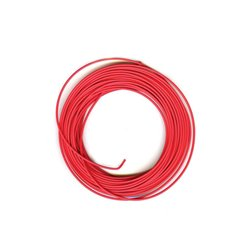Peco Electrical Wire, Red, 3 amp, 16 strand All Gauges PL-38 R