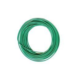Peco Electrical Wire, Green, 3 amp, 16 strand All Gauges PL-38 G