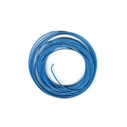 Peco Electrical Wire, Blue, 3 amp, 16 strand All Gauges PL-38 B