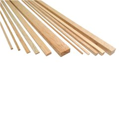 1.5mm x 3.0mm x 915mm Balsa Strip