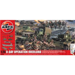 Airfix Gift Set 50162 D-Day Operation Overlord