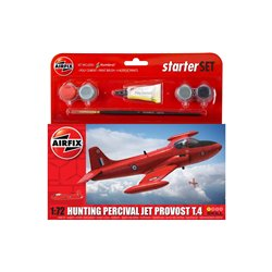 Airfix Gift Set 55116 Hunting Percival Jet Provost T3