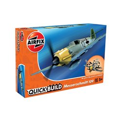 Quickbuild J6001 Messerschmitt Bf109E