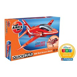 Quickbuild J6018 Red Arrows Hawk