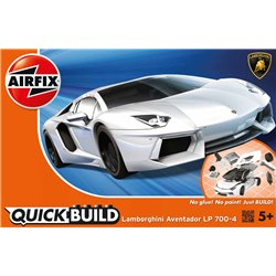 Quickbuild J6019 Lamborghini Aventador (New Colour)
