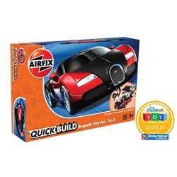 Quickbuild J6020 Bugatti Veyron (New Colour)