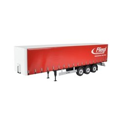 CARSON CURTAIN SIDED TRAILER FLIEGL