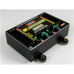 Jeti Central Box 220 + Magnetic Switch 2